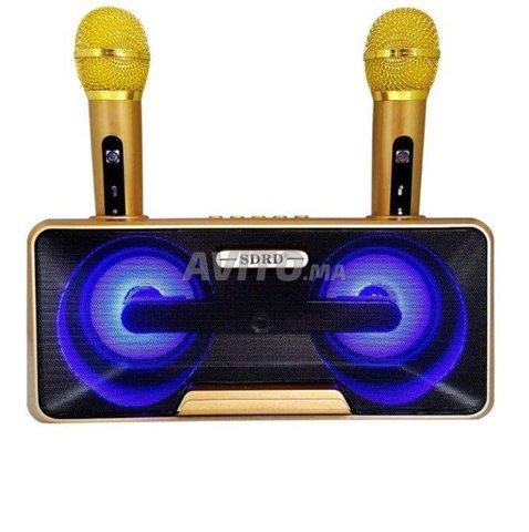 Microphone Speaker SD-301 Sans Fil Bluetooth - 1