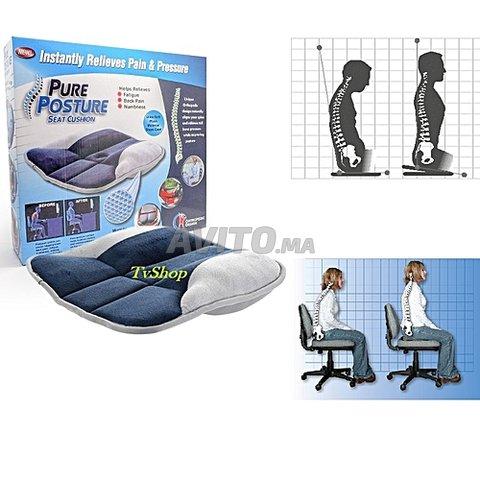 Coussin de siège orthopédique médical - 3
