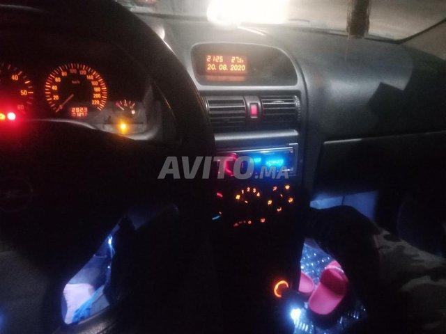 Voiture Opel Astra 2008 à safi  Diesel  - 7 chevaux