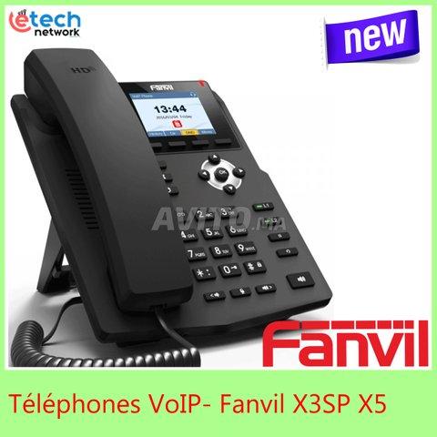 Fanvil X3 IP Phone X3SP Téléphone IP VoIP - 1