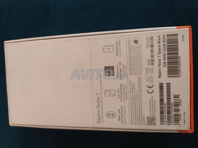 Xiaomi redmi note 7 noir - 2
