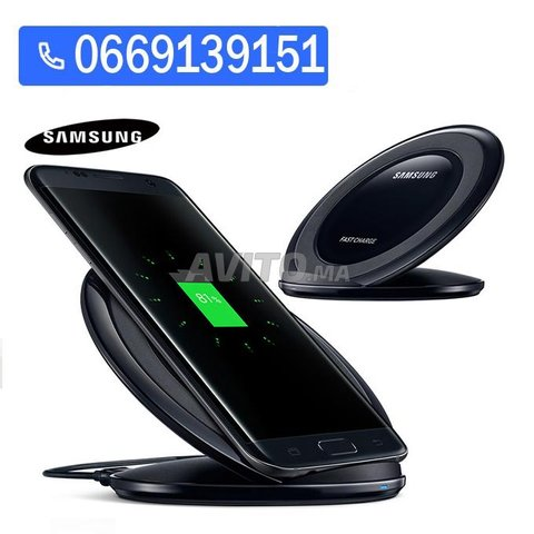Samsung Chargeur Sans Fil Rapide S10 S9 S8 Note10 - 2