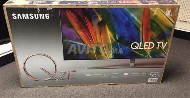 tele samsung 55 Qled Q7 haute gamme  - 2