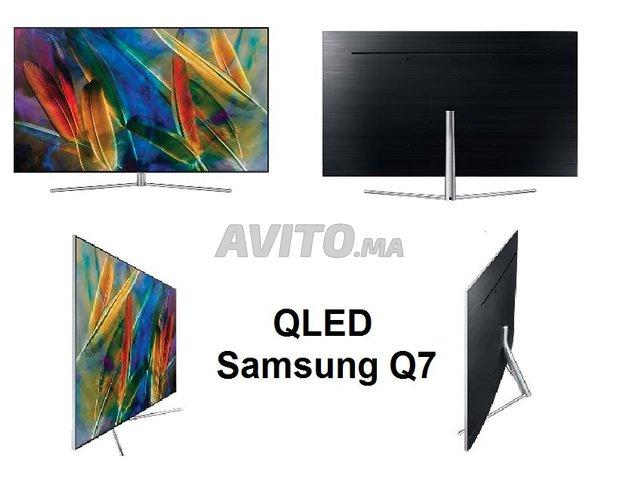 tele samsung 55 Qled Q7 haute gamme  - 4