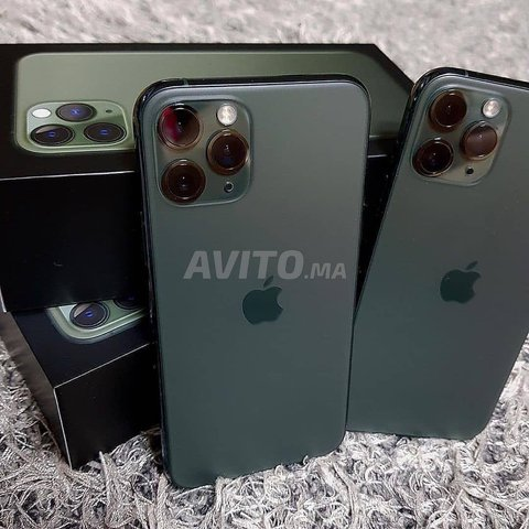 Smartphone Apple iPhone 11 Pro Max Gris Sidéral   - 1