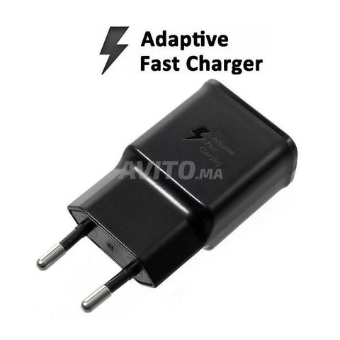 Samsung Chargeur Type C Charge Rapide  - 2