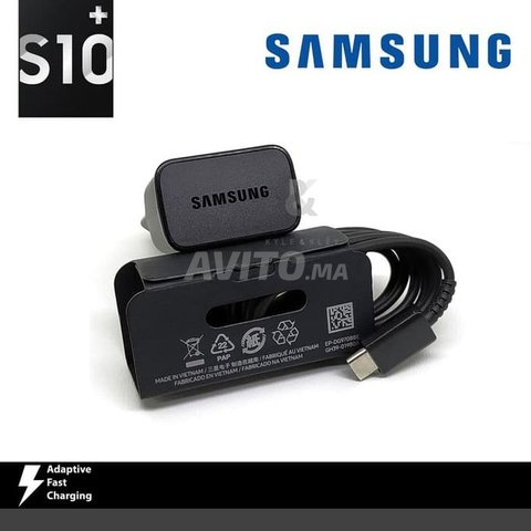 Samsung Chargeur Type C Charge Rapide  - 4