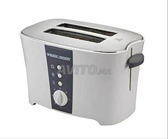 Toasters et Grill pain Grandes marques - 6
