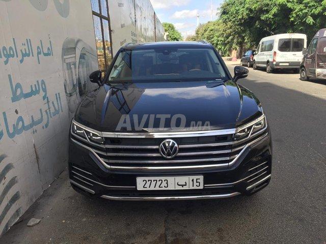 Voiture Volkswagen Touareg 2019 à casablanca  Diesel