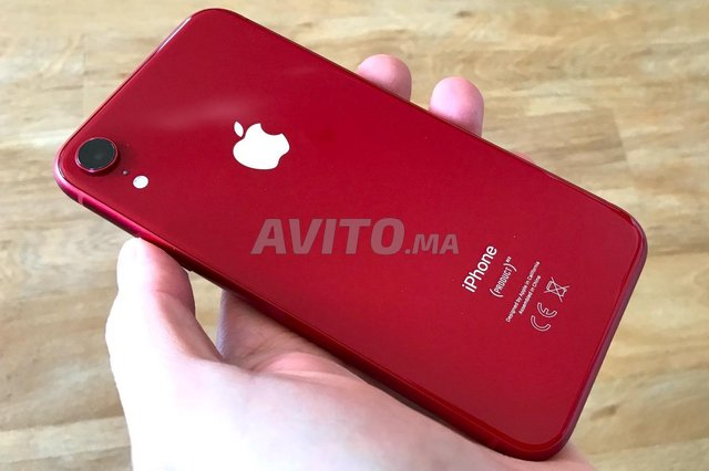 IPHONE XR RED PRODUCT - 1