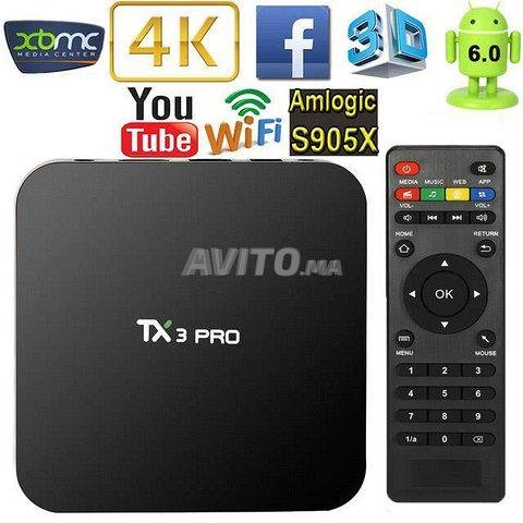 tv box android  Tx 3 mini 16 go - 3