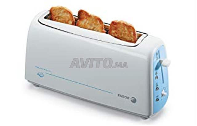 Toasters et Grill pain Grandes marques - 5