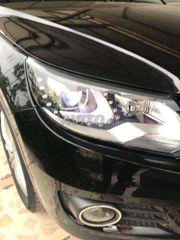 Voiture Volkswagen Tiguan 2015 à rabat  Diesel  - 8 chevaux
