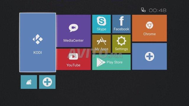 tv box android  Tx 3 mini 16 go - 1