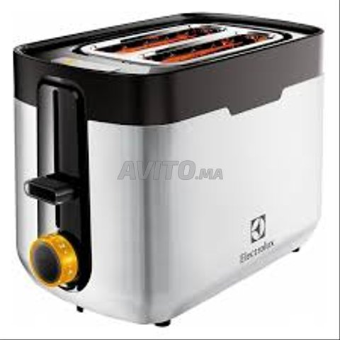 Toasters et Grill pain Grandes marques - 1