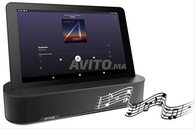 Archos Tablette Oxygen 101S - 32Go - 4G sound dock - 5