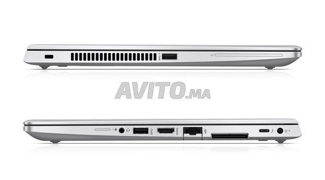 HP EliteBook 830 G6 Tactile i5-8365u 8G 256G -Neuf - 5