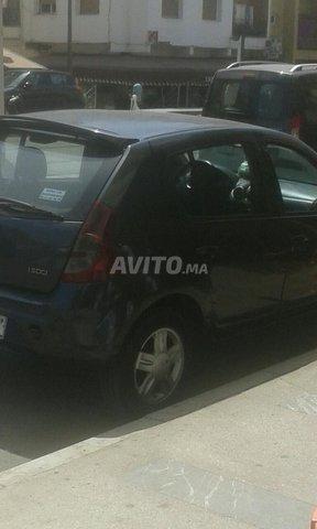 Voiture Dacia Sandero 2011 à rabat  Diesel  - 7 chevaux