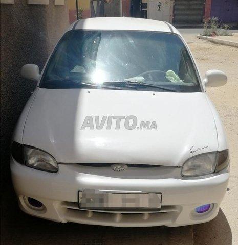 Voiture Hyundai Accent 1997 à meknès  Essence  - 9 chevaux