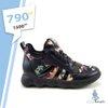 Noir et Blanc Basket CHANEL Femme en Promotion للبيع في الدار ... d375f1c44cf
